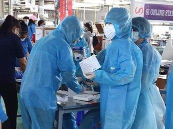 Covid-19 ngày 11/6: Bảo mẫu khoa sơ sinh Bệnh viện Nhi đồng 1 mắc Covid-19