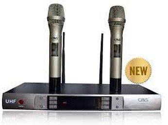 Mua Micro không dây đạt chuẩn cho Karaoke gia đình ở đâu?