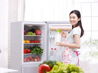 Trữ thức ăn trong Tủ lạnh một cách khoa học và để được lâu .