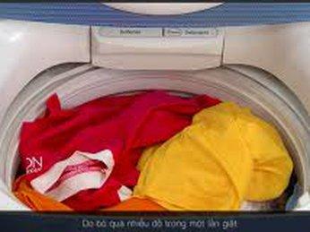 4 dấu hiệu cho thấy nhà bạn cần thay máy giặt mới
