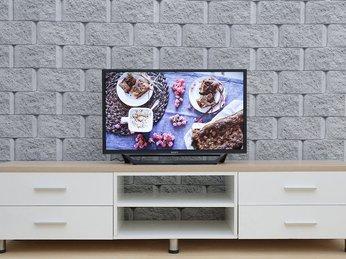 Các kích thước các dòng tivi hiện đại