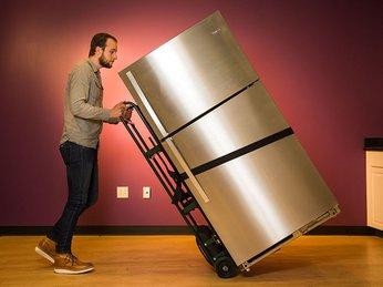 cách khắc phục cánh cửa tủ lạnh bị hở