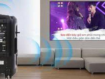 Cách sử dụng bảng điều khiển dàn karaoke ACNOS