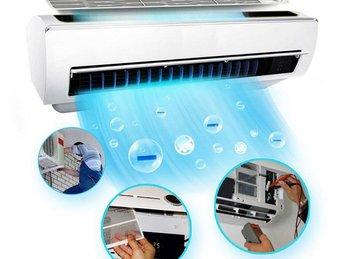 Cách vệ sinh máy lạnh sạch , đúng cách tại nhà