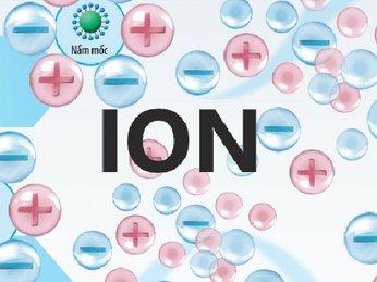 Công nghệ ion âm là gì?
