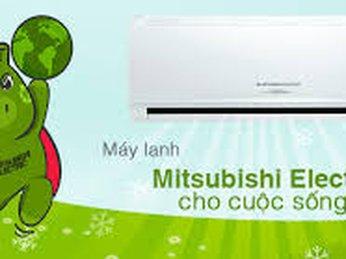 Công nghệ máy lạnh Mitsubishi Electric kháng khuẩn khử mùi siêu tốt