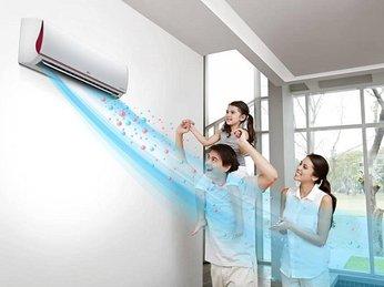 Công suất máy lạnh phù hợp diện tích hoặc thể tích phòng