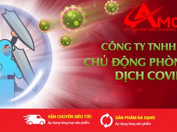 CÔNG TY TNHH A MỘT CHỦ ĐỘNG PHÒNG DỊCH COVID-19