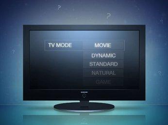 Điều chỉnh màu tivi để có hình ảnh đẹp nhất