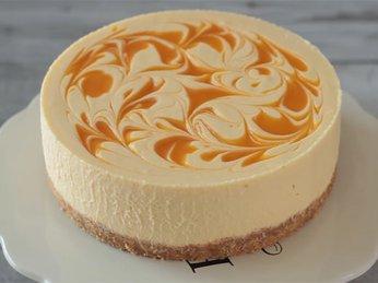 Hướng dẫn làm bánh cheesecake xoài thơm ngon béo mịn không cần lò nướng