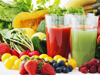Hướng dẫn làm nước ép hỗn hợp có lợi cho sức khỏe bằng máy ép trái cây