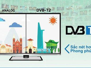 Kỹ thuật số mặt đất DVB-T2 là gì?