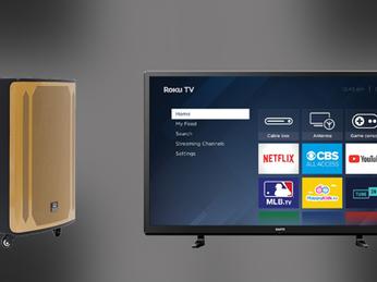 Làm sao để kết nối loa kéo với smart tivi để hát karaoke?