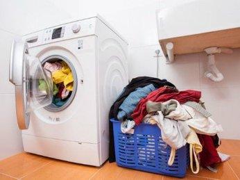 Những thói quen bạn đang khiến máy giặt giảm tuổi thọ