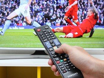 Remote bị hỏng phải làm sao?,làm sao để mở tivi?