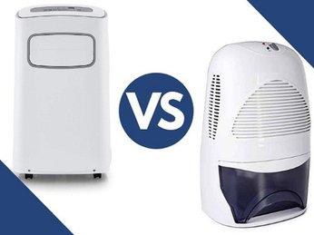 Sự khác nhau giữa máy lọc không khí với máy hút ẩm
