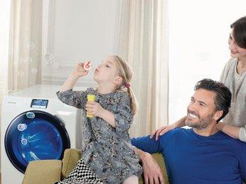 Top 3 thịnh hàng của máy giặt kháng khuẩn nên mua khi nhà có trẻ nhỏ