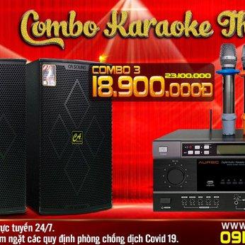 KARAOKE THÁNG 6 - COMBO 3