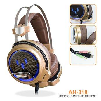 Tai nghe SoundMAX AH - 318