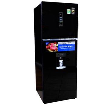 Tủ lạnh Aqua Inverter 344 lít AQR-T389FA(WGB)