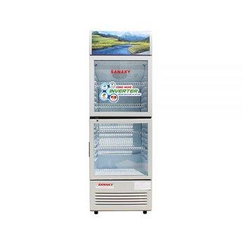 Tủ mát Inverter 210L Sanaky VH-218W3