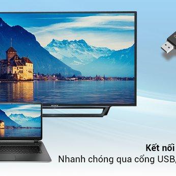 Internet Tivi Sony 40 inch KDL-40W650D