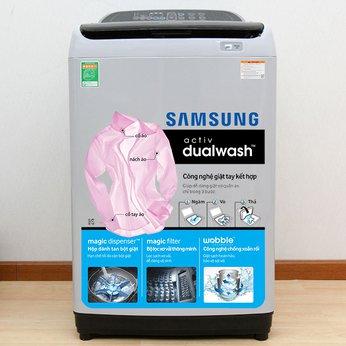 Máy giặt Samsung 8.5 kg WA85J5712SG/SV