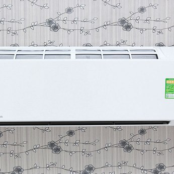 Máy lạnh Toshiba Inverter 1.5 HP RAS-H13BKCV-V