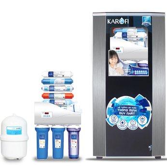 Máy lọc nước thông minh Karofi iRO K9I-1A 9 cấp lọc