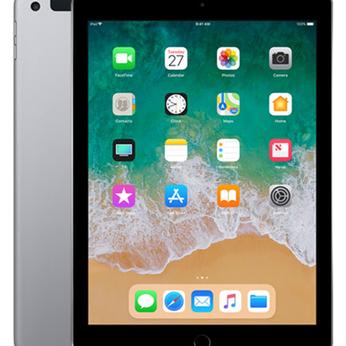 Máy tính bảng iPad Wifi Cellular 128GB