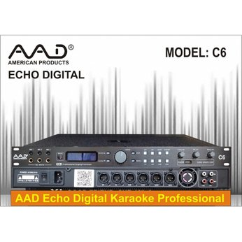 MIXER Echo DIGITAL AAD C6