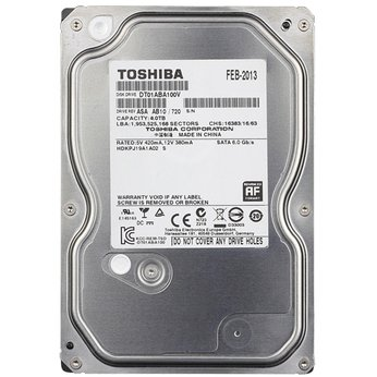 Ổ cứng Toshiba 6TB