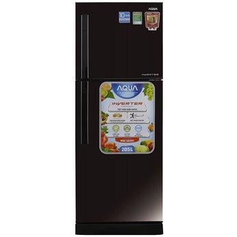 Tủ lạnh Aqua Inverter 205 lít AQR-I209DN DC