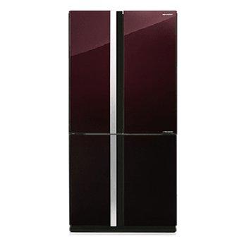 Tủ Lạnh Inverter Sharp Sj-Fx688vg-Rd (605l)