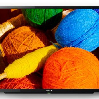 TV LED Sony 32inch HD - Model KDL-32R300E VN3 (Đen)