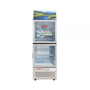 Tủ mát Inverter 250L Sanaky VH-258W3