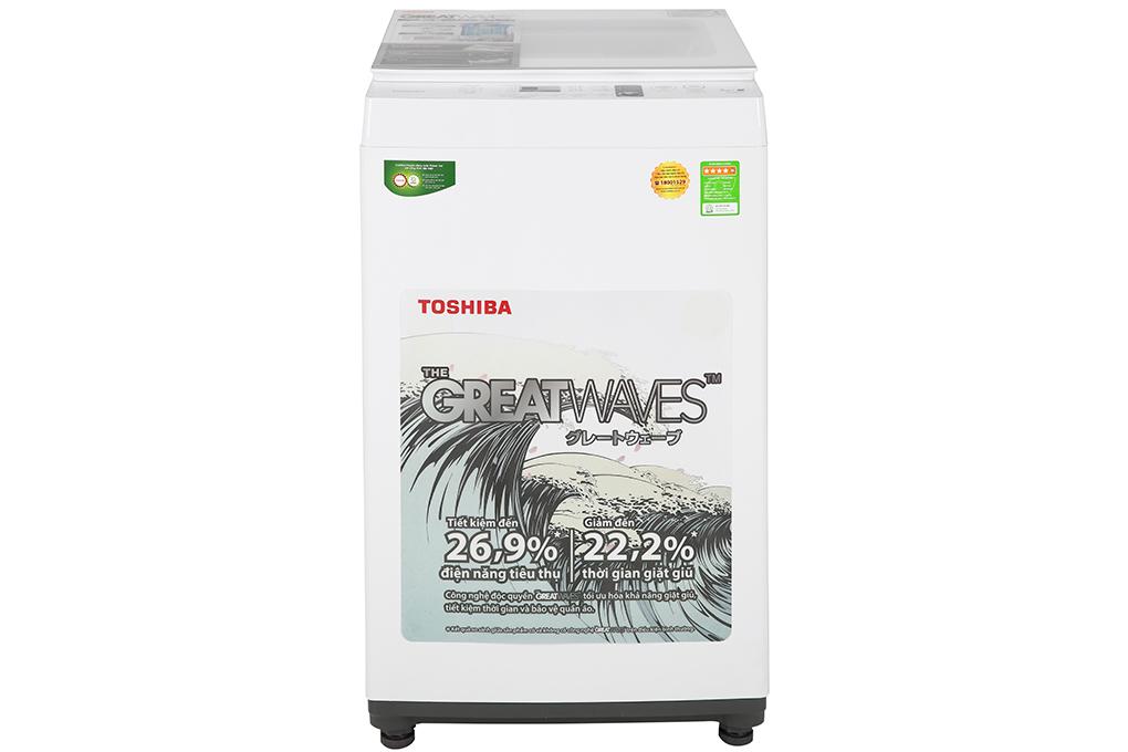 Máy giặt Toshiba 7 kg AW-K800AV(WW) | Chính Hãng | Chaoban.com.vn