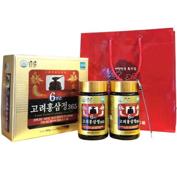 Cao hồng sâm Hàn Quốc chính hãng