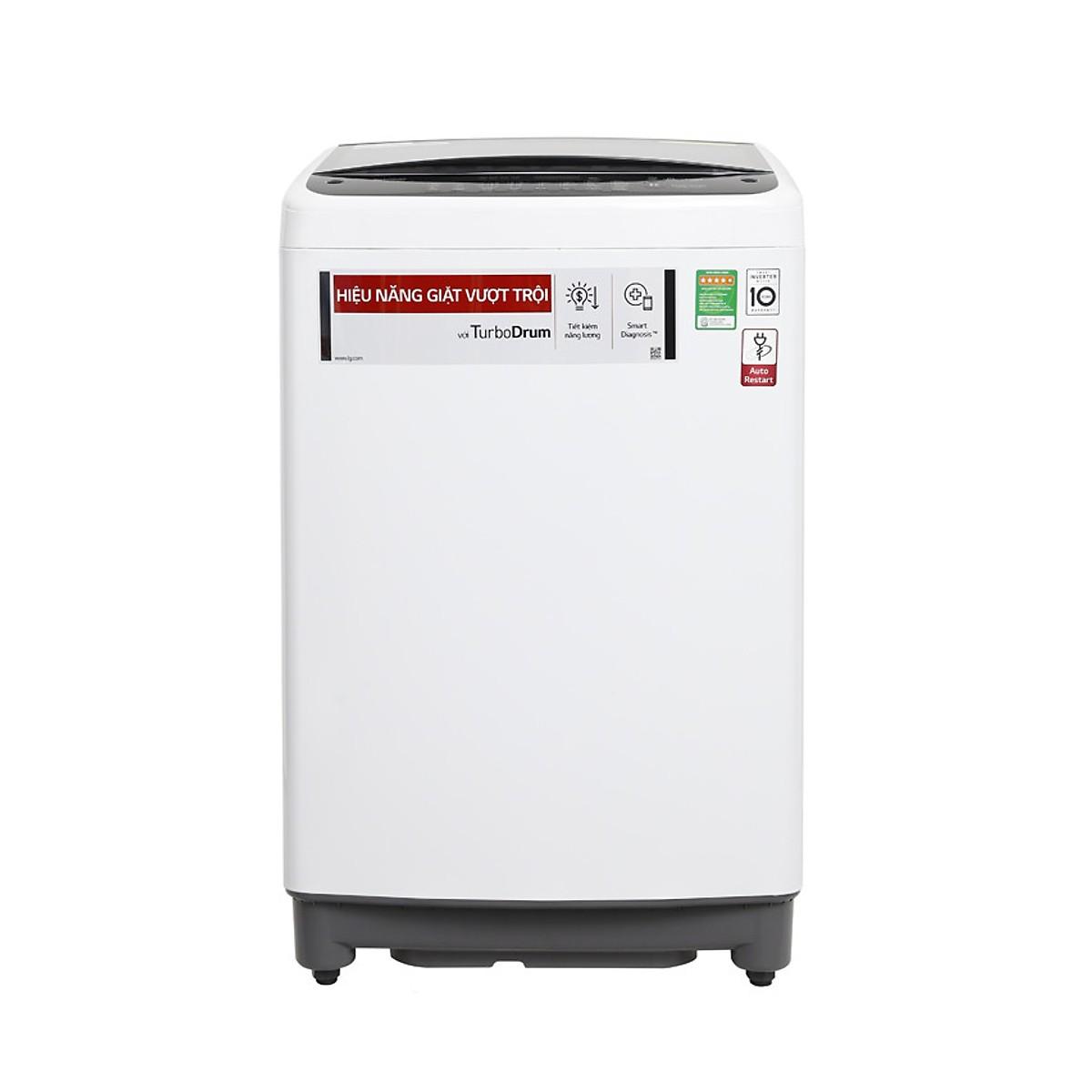 Máy giặt LG Inverter 9 kg5 T2395VS2W | Chaoban.com.vn
