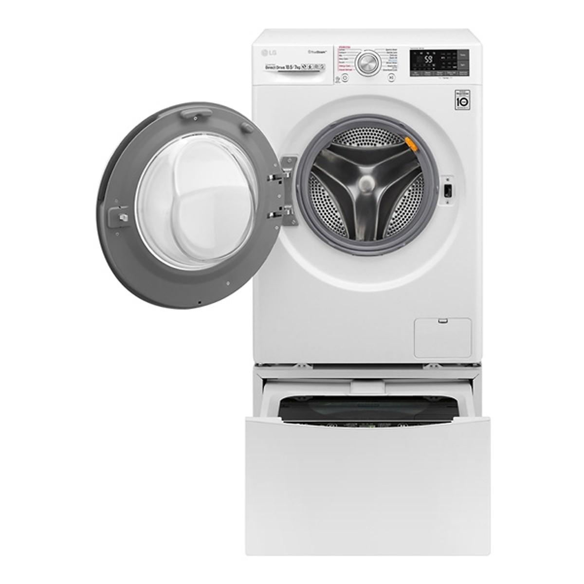 Máy giặt LG Twinwash Inverter TWC1409S2W/TG2402NTWW