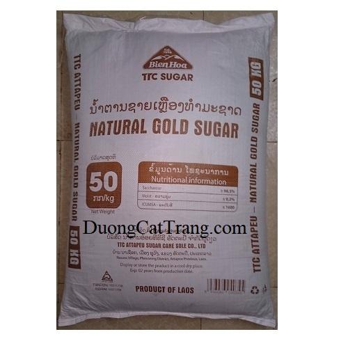 Đường Vàng Thiên Nhiên (Natural Gold Sugar)