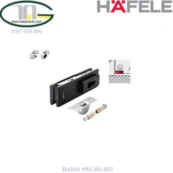 Khóa kẹp chân kính HAFELE 981.00.403