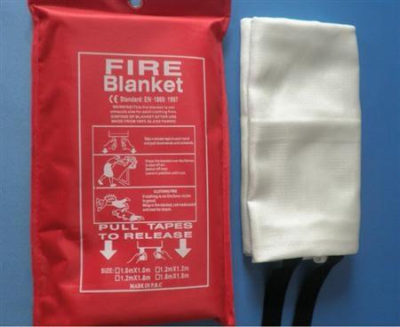 Chăn dập lửa chống cháy sợi thủy tinh