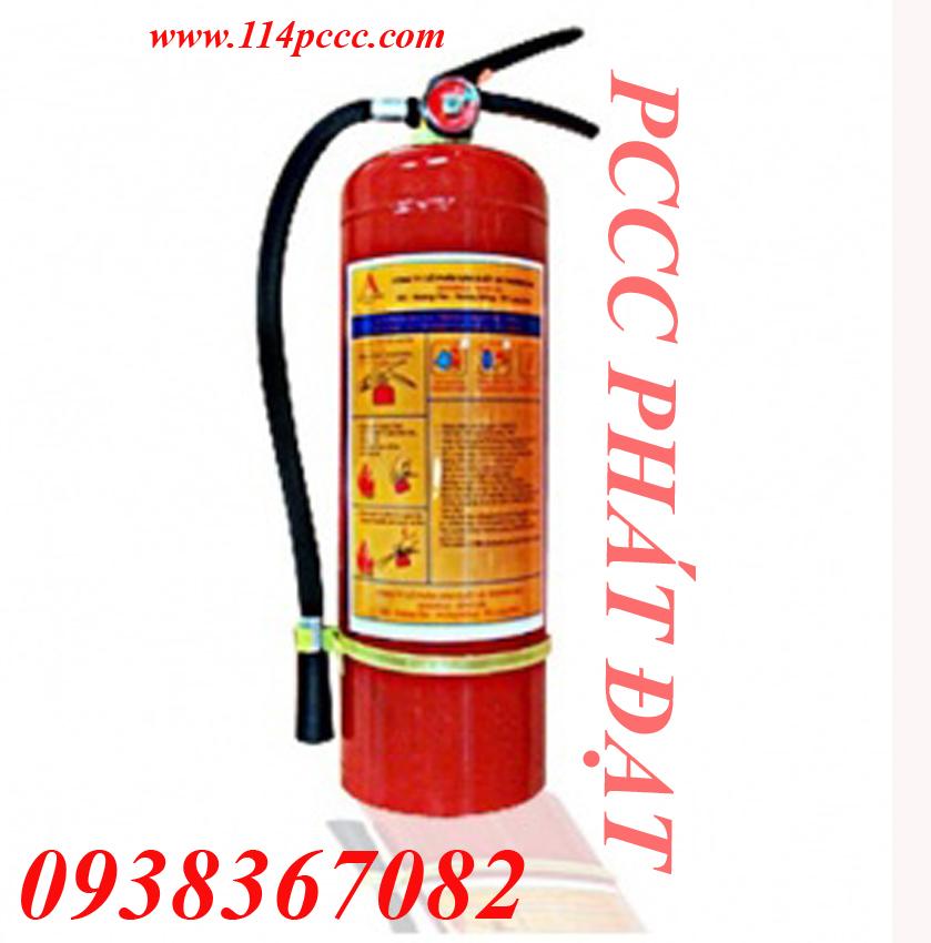 nạp bình chữa cháy giá rẻ