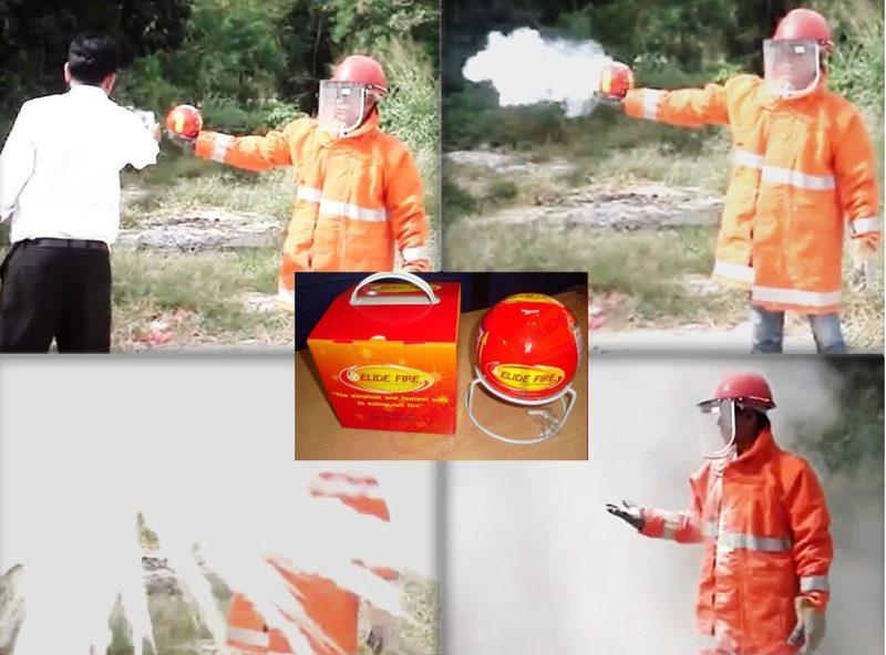 Bóng chữa cháy là gì