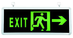 Đèn Exit Trung Quốc