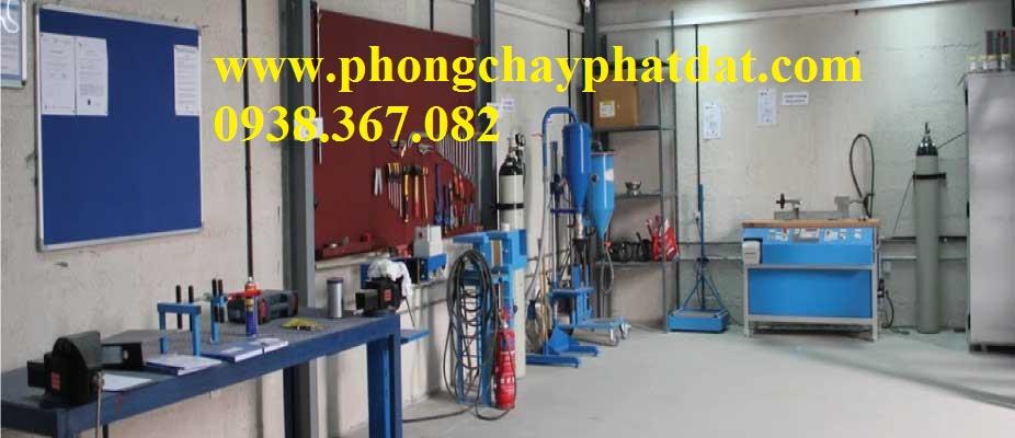 Bảng báo giá nạp bình chữa cháy tại TPHCM giá rẻ nhất 0938367082