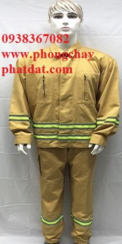 quần áo bảo hộ phòng cháy chữa cháy