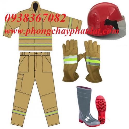 Thông tư 48/2015/TT-BCA trang phục chữa cháy lực lượng dân phòng phòng cháy cơ sở chuyên ngành