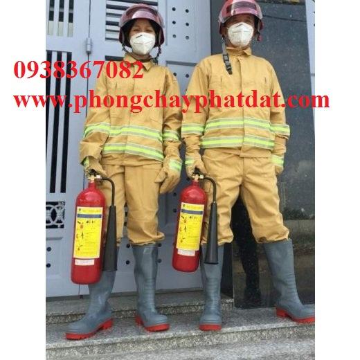 Trang phục phòng cháy